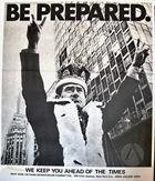 Nixon - Be Prepared (Poster)