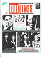OUTLINES THE VOICE OF THE GAY AND LESBIAN COMMUNITY VOL 8, No. 9, FEB. 1995