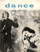 Dance Magazine, Vol. 28, no. 11, November, 1954