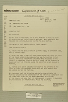 Telegram from Henry Cabot Lodge, Jr. in New York to Secretary of State, March 21, 1956