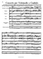 Concerto per Violoncello o Cembalo, F. 39, G Minor