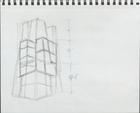 Marisol: Thumbnail idea sketches for Marisol flats