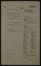 Appendix D to E.D.R No.12 - Summary