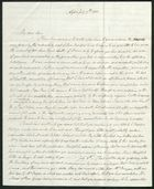 Letter from John Pratt Winter to Samuel Pratt Winter, July 7, 1845