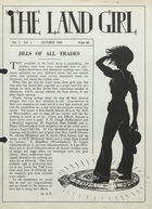 The Land Girl, Vol. 1, No. 7, October 1940