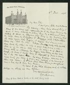 Letter from Robert Anderson to Edith Thompson, December 18, 1895