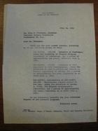 Letter to Alan T. Waterman, July 24, 1961