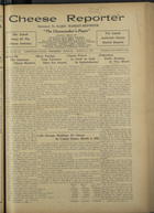 Cheese Reporter, Vol. 56, no. 28, March 21, 1932