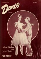 Dance Magazine, Vol. 24, no. 1, January, 1950