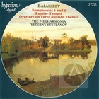 Balakirev: The Symphonies and Symphonic Poems