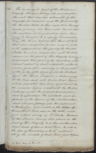 Extract from Concluding Section of British Agents Reply, Containing His Prayer of Survey and Marking of the Line of Boundary as Claimed on the Part of His Majesty