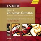 Advent & Christmas Cantatas (CD 1-5)