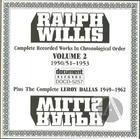 Ralph Willis Vol. 2 1951-1953