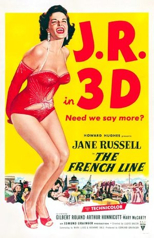 The French Line (1954): Shooting script