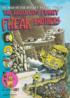 The Best of the Rip Off Press, Vol. 2: The Fabulous Furry Freak Brothers