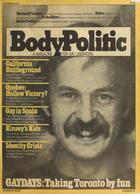 The Body Politic no. 47, October 1978