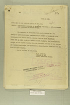 Correspondence Summarizing Mexican Complaints of Border Violations by U.S. Forces, March 1 and 9, 1920