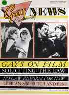 Gay Community News: Volume 4, Number 1, February 1982