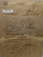 Confidential Memorandum from Guy Johannes for Executive Secretary, February 2, 1925