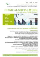 Clinical Social Work and Health Intervention, No. 1, Vol. 7, 2016, Clinical Social Work, No. 1, Vol. 7, 2016