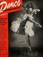Dance Magazine, Vol. 20, no. 11, November, 1946