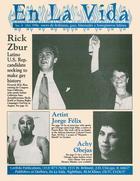 En La Vida, no. 4, October 1996