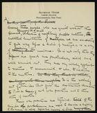 Handwritten field notes on figures of speech