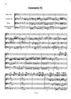 Concerto grosso, B.317, D major