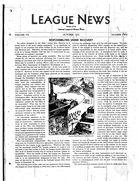 League News, vol. 7 no. 2, October 1933