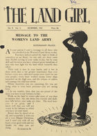 The Land Girl, Vol. 2, No. 9, December 1941