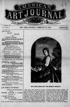 American Art Journal, Vol. 1, no. 6, February 26, 1876