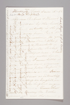 Letter from Sarah Pugh to Richard D. and Hannah Webb, December 15, 1852