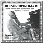 Blind John Davis Vol. 1 (1938-1952)