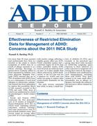 ADHD Report, Volume 20, Number 05, October 2012