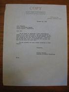 Stanley Milgram to Brit Denholtz, October 26, 1966