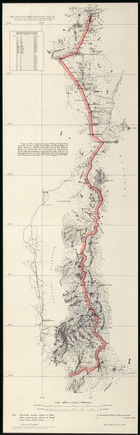 Copy of the Signed Maps Illustrating the Course of the Anglo-Portuguese Boundary in East Africa