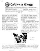 California Women: Bulletin, August 1979