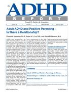 ADHD Report, Volume 22, Number 01, February 2014