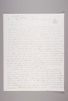 Letter from Sarah Pugh to Elizabeth Pease, September 20, 1842