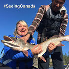 Brandy Y's Seeing Canada: Indigenous Stories, Blatchford Lake Lodge, Northwest Territories