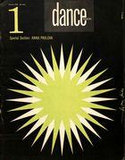 Dance Magazine, Vol. 30, no. 1, January, 1956