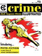 Crime Illustrated no. 1