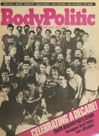 The Body Politic no. 80, January/February 1982