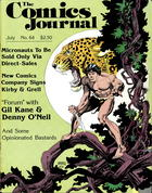 GIL KANE & DENNY O'NEIL On Comics Writing