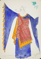 Calchas I, 1928 (w/c on paper)
