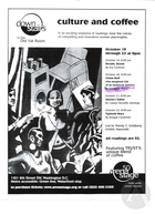 Handbill for a staged reading of China Doll by Elizabeth Wong at Arena Stage Downstairs, Washington, DC, October 20, 2000. Directed by Wendy C. Goldberg.