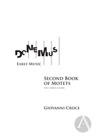 Early Music Edition: Second Book of Motets