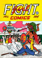 Girl Fight Comics, no. 2