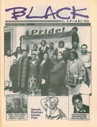 PRIDE TIME: QUEER PRIDE 1996: AS QUEER AND BLACK AS I WANNA BE