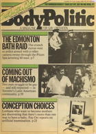 The Body Politic no. 75, July/August 1981